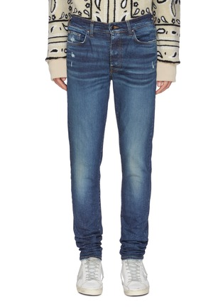 Main View - Click To Enlarge - AMIRI - Stack leg jeans