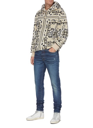Figure View - Click To Enlarge - AMIRI - Stack leg jeans