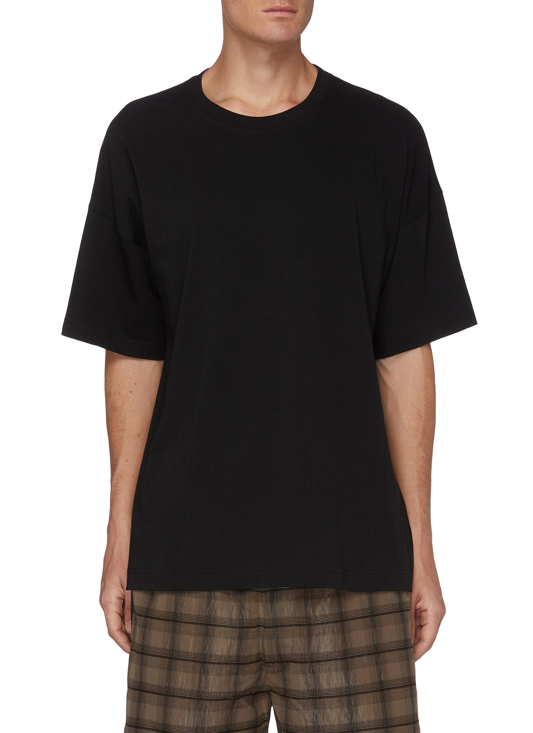 Ziggy Chen T-shirts GRAPHIC BACK PRINT T-SHIRT
