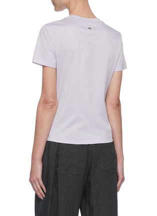 Back View - Click To Enlarge - EQUIL - Crewneck T-shirt