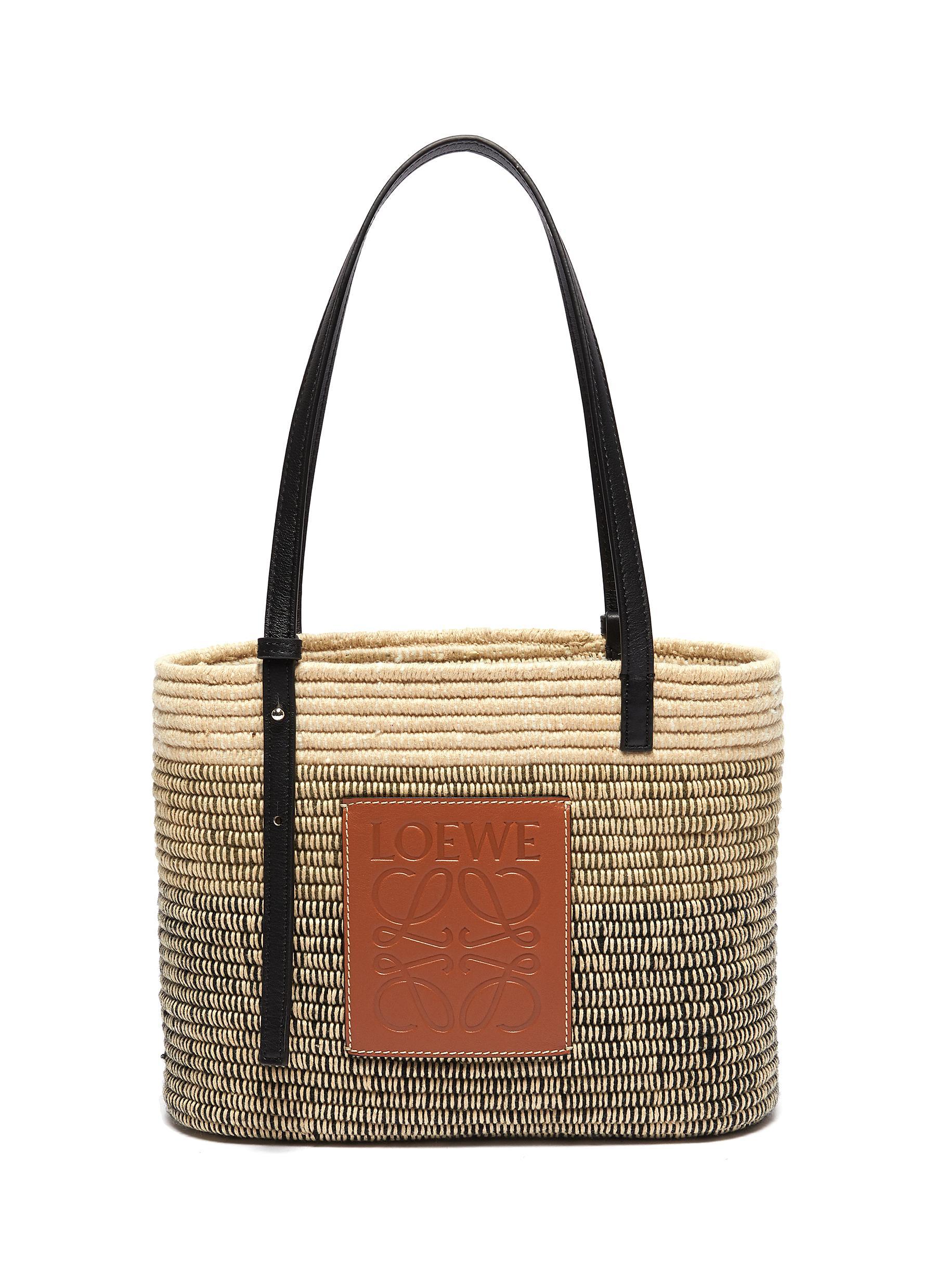 Loewe 'SQUARE' SMALL BASKET BAG