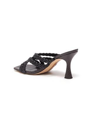 - SAM EDELMAN - Majorie' braided leather mules
