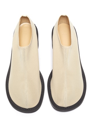 Detail View - Click To Enlarge - OSOI - 'Tobee' mesh slip-on loafers
