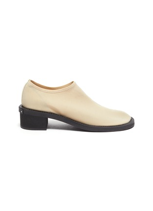 Main View - Click To Enlarge - OSOI - 'Tobee' mesh slip-on loafers