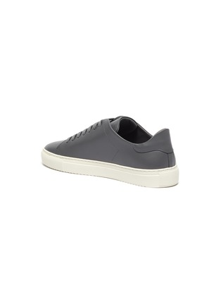 - AXEL ARIGATO - Clean 90' bird embroidered leather sneakers