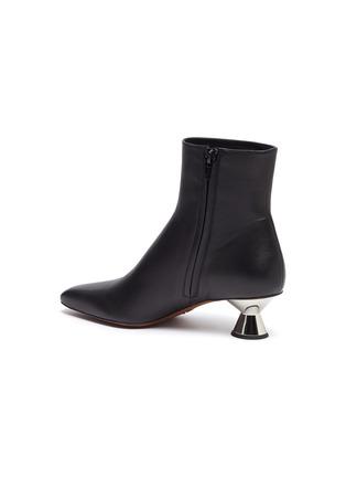- PROENZA SCHOULER - Vase Heel Almond Toe Ankle Boots