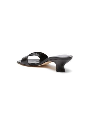 - BY FAR - 'Freddy' leather sandals
