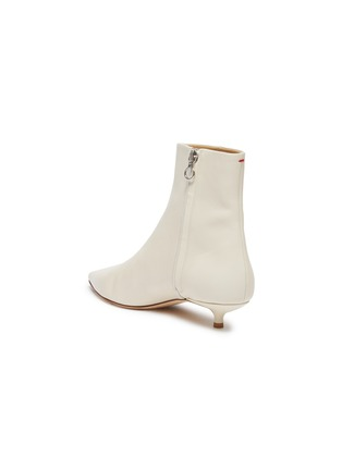 - AEYDE - 'Ina' leather ankle boots