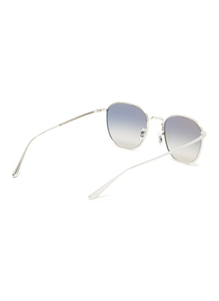 Figure View - Click To Enlarge - OLIVER PEOPLES ACCESSORIES - x The Row ''BOARD MEETING 2' METAL FRAME SUNGLASSES