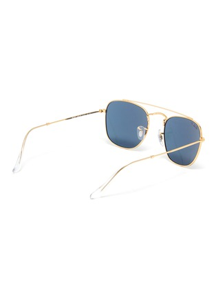 Figure View - Click To Enlarge - RAY-BAN - CARAVAN' Square Frame Sunglasses