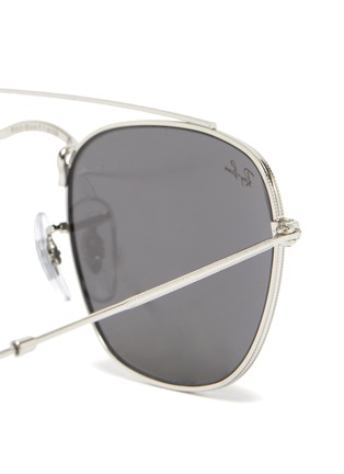 Detail View - Click To Enlarge - RAY-BAN - CARAVAN' Square Frame Sunglasses