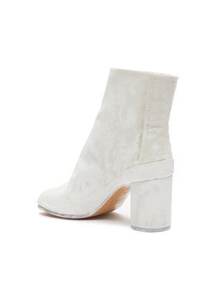 - MAISON MARGIELA - Tabi' linen boots
