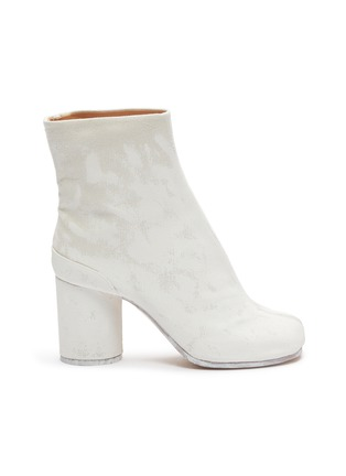 Main View - Click To Enlarge - MAISON MARGIELA - Tabi' linen boots