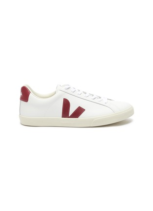 Main View - Click To Enlarge - VEJA - ESPLAR' LEATHER SNEAKERS
