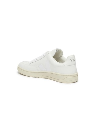 - VEJA - V-12' lace-up vegan leather sneakers