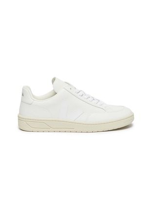 Main View - Click To Enlarge - VEJA - V-12' lace-up vegan leather sneakers
