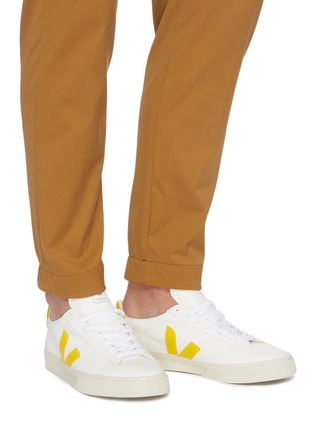 Figure View - Click To Enlarge - VEJA - Campo' vegan leather sneakers
