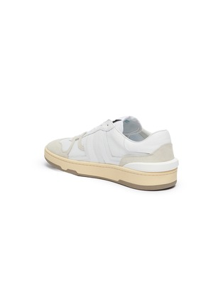 - LANVIN - 'Clay' Low Top Lace Up Sneakers