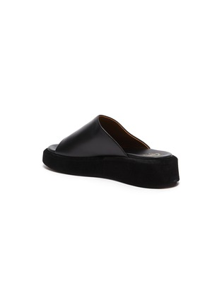 - ATP ATELIER - Pacci' leather platform sandals