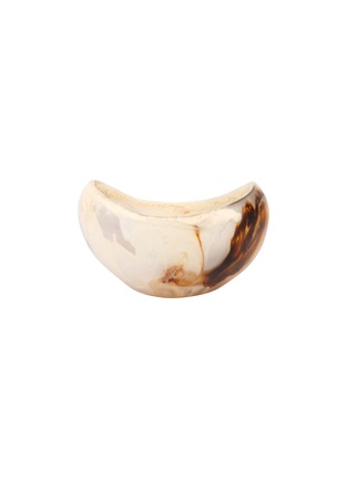 Detail View - Click To Enlarge - DINOSAUR DESIGNS - Beetle medium bowl – Light Horn