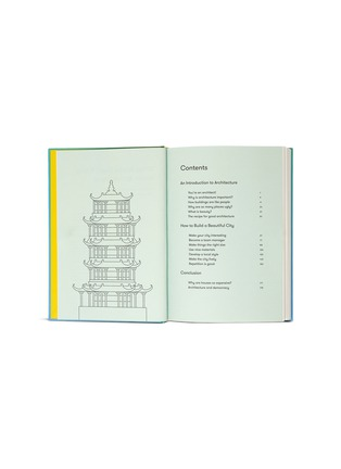 Detail View - Click To Enlarge - THE SCHOOL OF LIFE - What Adults Don't Know About Architecture Book