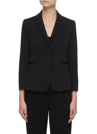 Main View - Click To Enlarge - THE ROW - Notch Lapel Single Breast Blazer