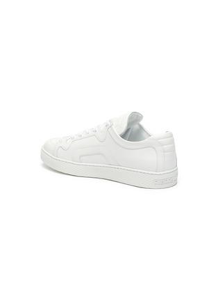- PIERRE HARDY - '104' leather sneakers