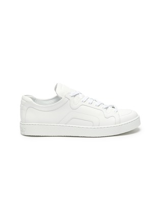 Main View - Click To Enlarge - PIERRE HARDY - '104' leather sneakers