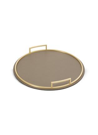 Main View - Click To Enlarge - GIOBAGNARA - Defile medium round tray