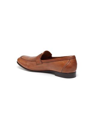 - ROLANDO STURLINI - 'Match Cervo' penny loafers