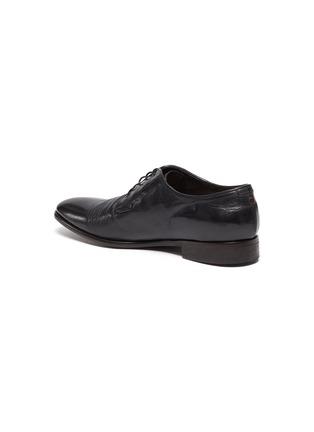 - ROLANDO STURLINI - 'Badge Buffalo' derby shoes