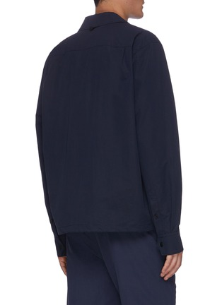 Back View - Click To Enlarge - RAG & BONE - Finlay' button-down shirt jacket