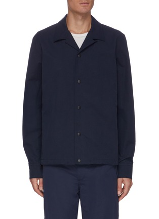 Main View - Click To Enlarge - RAG & BONE - Finlay' button-down shirt jacket