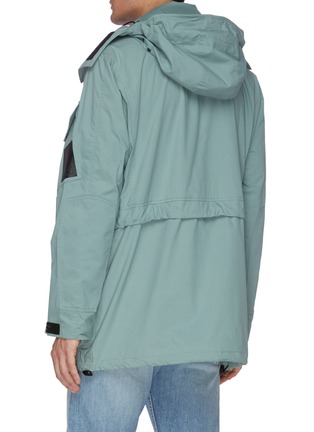 Back View - Click To Enlarge - RAG & BONE - x ArkAir Hooded Utility Jacket
