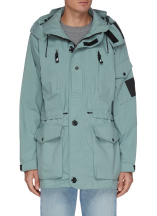 Main View - Click To Enlarge - RAG & BONE - x ArkAir Hooded Utility Jacket