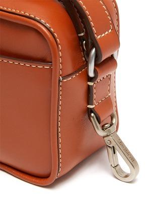 - JACQUEMUS - 'Le Baneto' leather crossbody bag