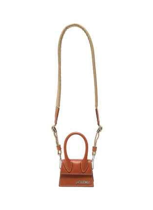 Main View - Click To Enlarge - JACQUEMUS - 'Le Chiquito' top handle bag
