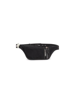 Main View - Click To Enlarge - JACQUEMUS - Le Banane' leather bum bag