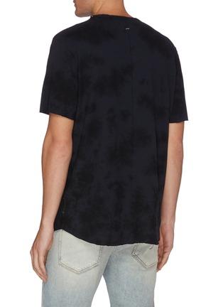 Back View - Click To Enlarge - RAG & BONE - 'Haydon' Tie-dye Jersey T-shirt