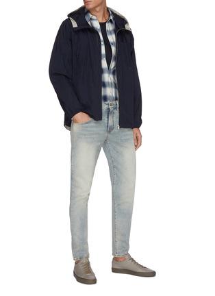 Figure View - Click To Enlarge - RAG & BONE - 'Haydon' Tie-dye Jersey T-shirt