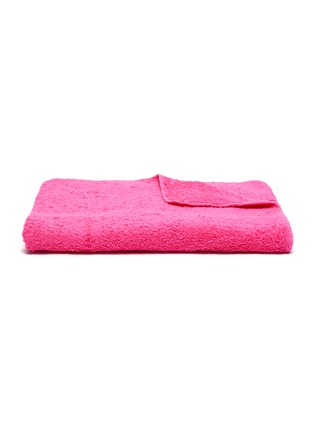 Main View - Click To Enlarge - ABYSS - Super Pile Cotton Bath Towel – Happy Pink