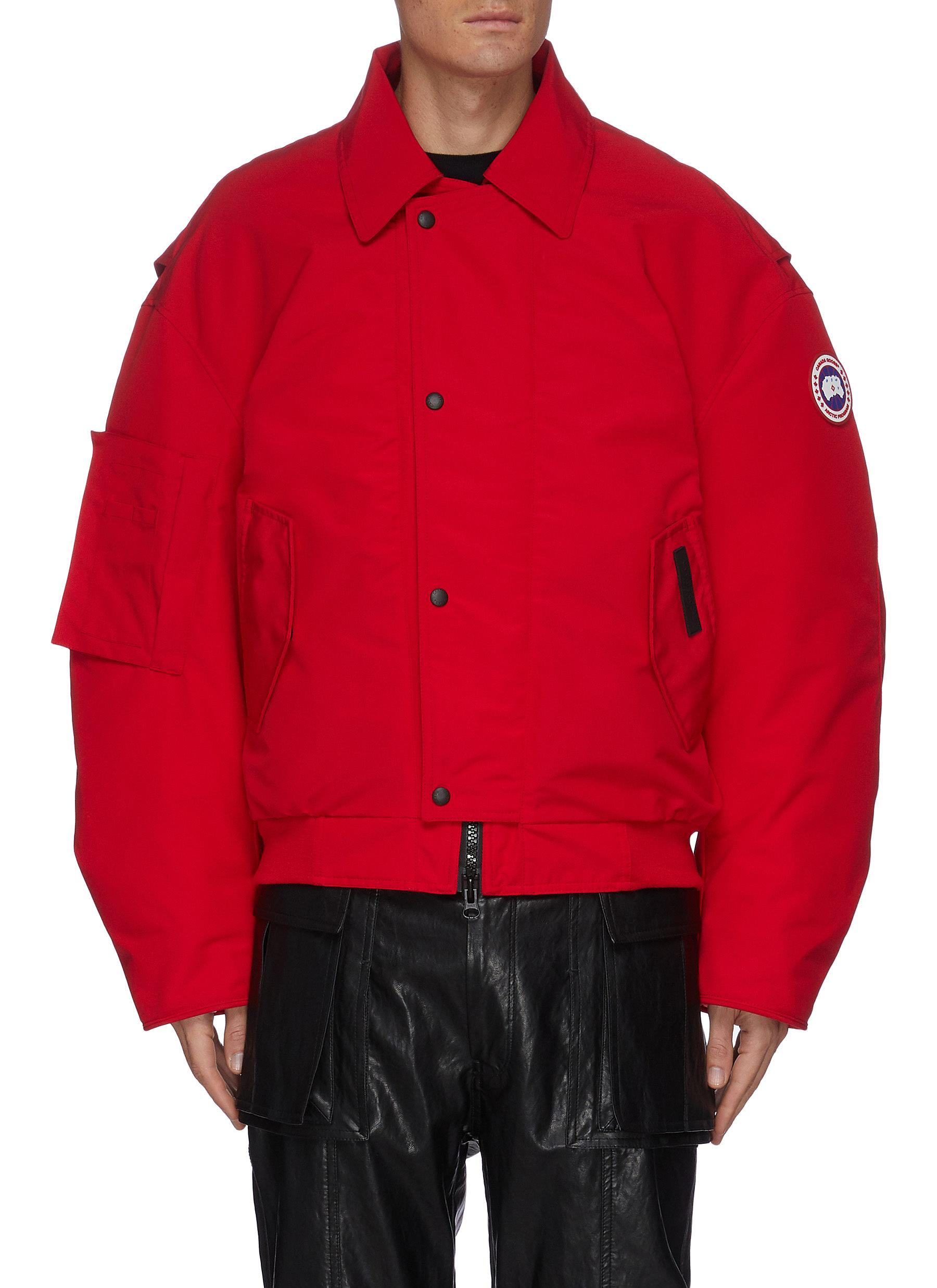 Canada Goose X ANGEL CHEN 'ARXAN' PUFFER BOMBER JACKET