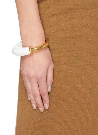 Figure View - Click To Enlarge - JACQUEMUS - Le Poignee De Porte' bracelet