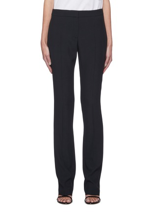 Main View - Click To Enlarge - ALEXANDER MCQUEEN - Slim Fit Suiting Pants
