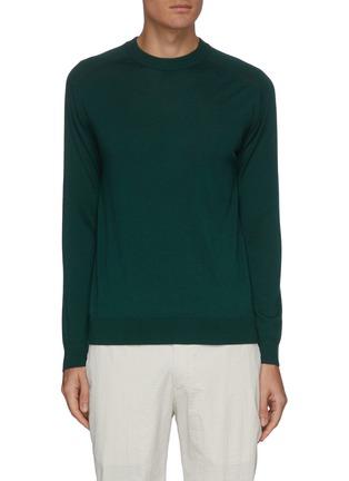 Main View - Click To Enlarge - DREYDEN - Crewneck Cashmere Sweater