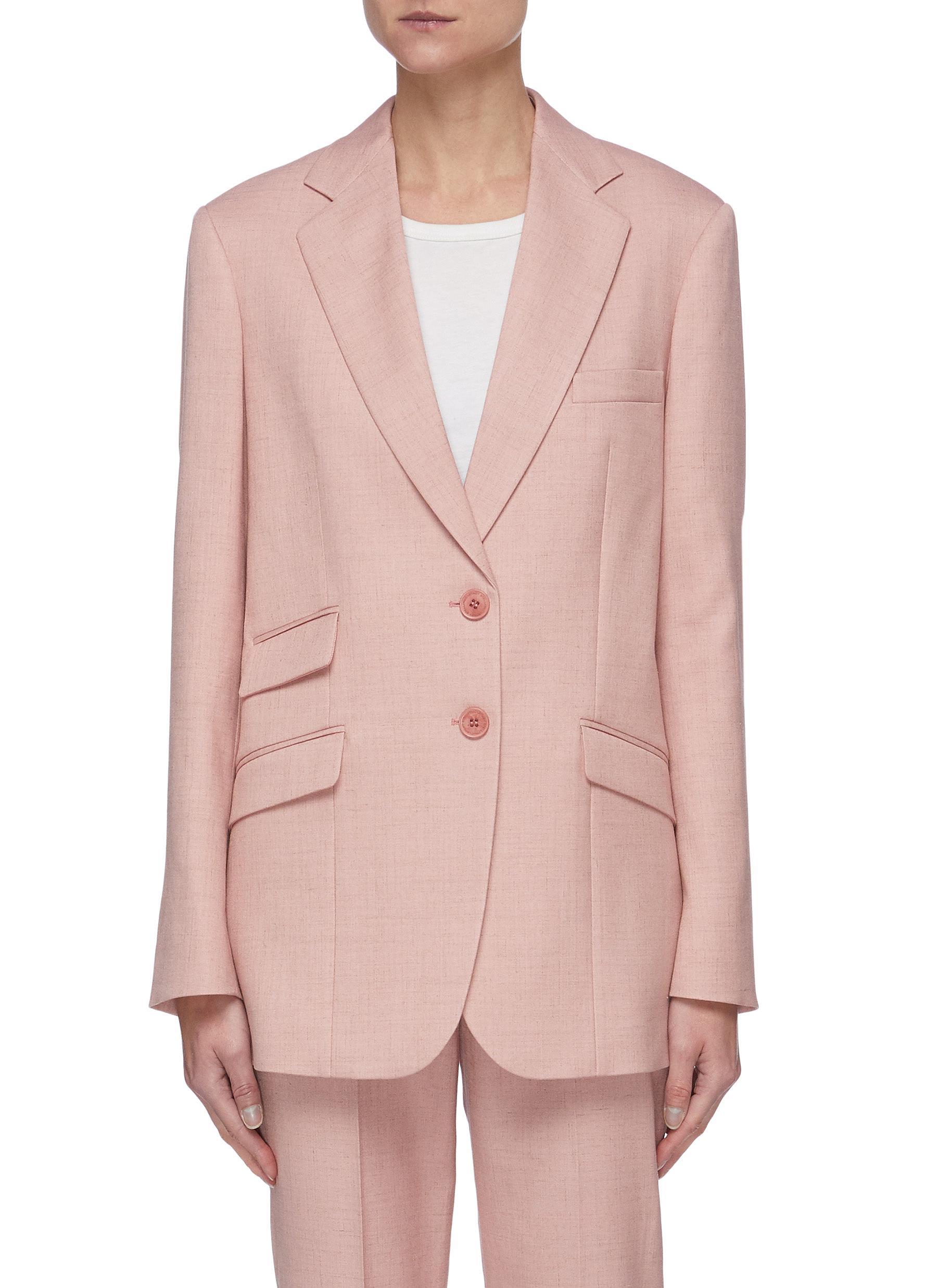Stella Mccartney 'ABBY' SINGLE BREASTED BLAZER