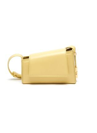Main View - Click To Enlarge - OSOI - 'Mini Mag' asymmetric baguette shoulder bag