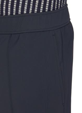 - THEORY - 'Mayer' Elastic Waist Front Pleat Pants