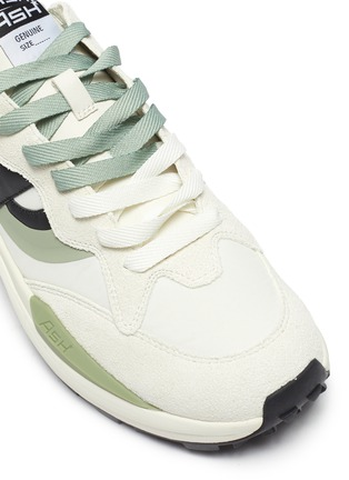 Detail View - Click To Enlarge - ASH - Spider 620-01' Vintage Chunky Sole Sneakers