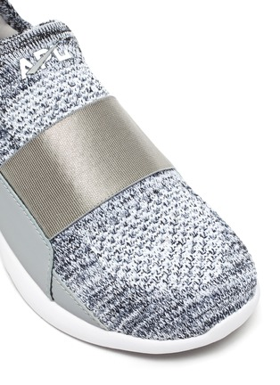 Detail View - Click To Enlarge - ATHLETIC PROPULSION LABS - 'TechLoom Bliss' Toddler Sneakers